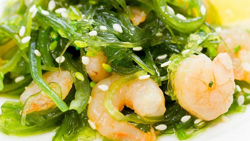 Rong biển – thực phẩm phòng ngừa u xơ tử cung